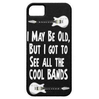 ¡Puedo ser bandas viejas, frescas! iPhone 5 Case-Mate Cárcasa