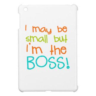Puedo ser pequeño pero Im Boss
