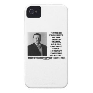 Puedo ser Presidente de los Estados Unidos o Carcasa Para iPhone 4 De Case-Mate