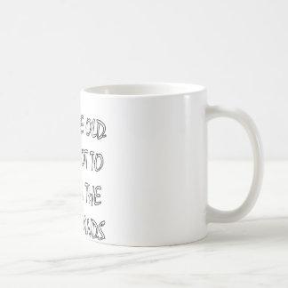 Puedo ser viejo pero conseguí ver todas las bandas taza de café