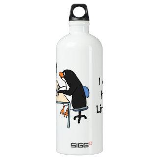 ¿Puedo tengo Linux? Botella De Agua