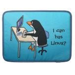 ¿Puedo tengo Linux? Fundas Macbook Pro