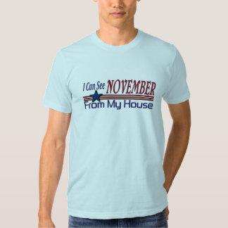 Puedo ver noviembre de mi casa poleras