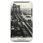 Puente 1900 de Brooklyn Case-Mate iPod Touch Protector