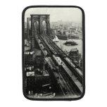 Puente 1900 de Brooklyn Funda MacBook