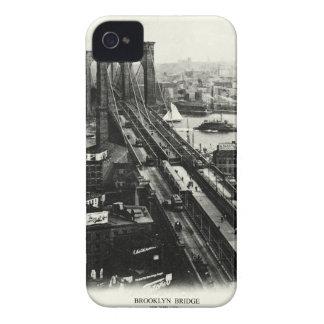 Puente 1900 de Brooklyn iPhone 4 Cobertura