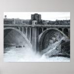 Puente 2 del St de Monroe - Spokane Washington Posters
