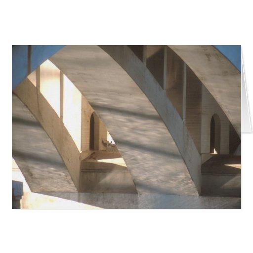 Puente #3 de Hennepin Tarjeta De Felicitación