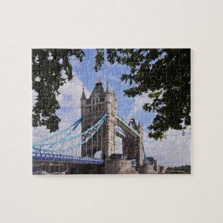 Puente 5 de la torre puzzle