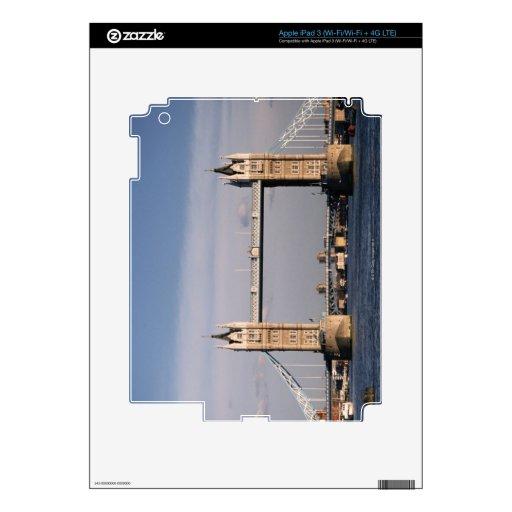 Puente 6 de la torre iPad 3 skin