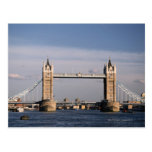 Puente 6 de la torre tarjeta postal
