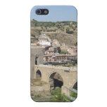 Puente a través de Toledo España para el caso del  iPhone 5 Carcasas