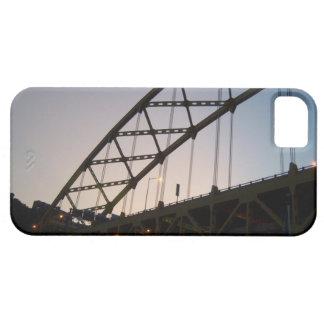 Puente al crepúsculo funda para iPhone SE/5/5s