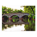 Puente Antietam de Burnside Postal