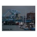 Puente azul Victoria, A.C. postal