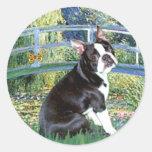 Puente - Boston Terrier #4 Pegatinas