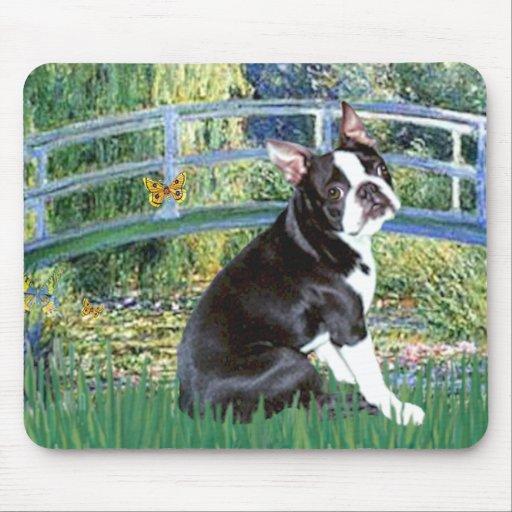 Puente - Boston Terrier #4 Tapete De Ratón