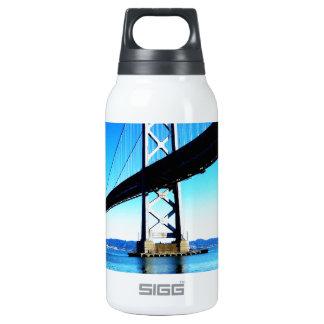 Puente California septentrional San Francisco de Botella Isotérmica De Agua