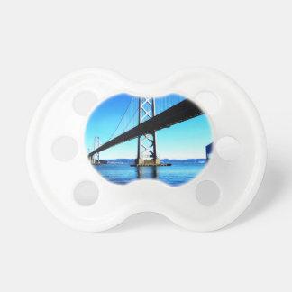Puente California septentrional San Francisco de l Chupetes Para Bebés