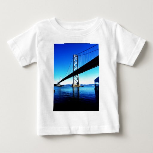 Puente California septentrional San Francisco de Playera De Bebé