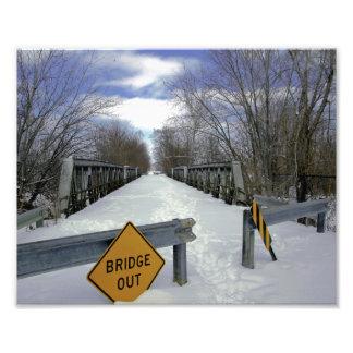 Puente cerrado cojinete