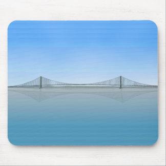 Puente colgante de Akashi Kaikyo: aka puente de la Alfombrillas De Ratón