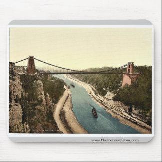 Puente colgante de los acantilados del norte, B de Tapetes De Raton