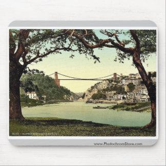 Puente colgante del transbordador, Bristol de Clif Tapetes De Raton