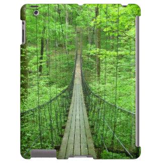 Puente colgante funda para iPad