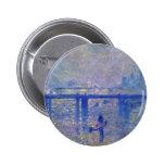 Puente cruzado de Monet Charing Pins