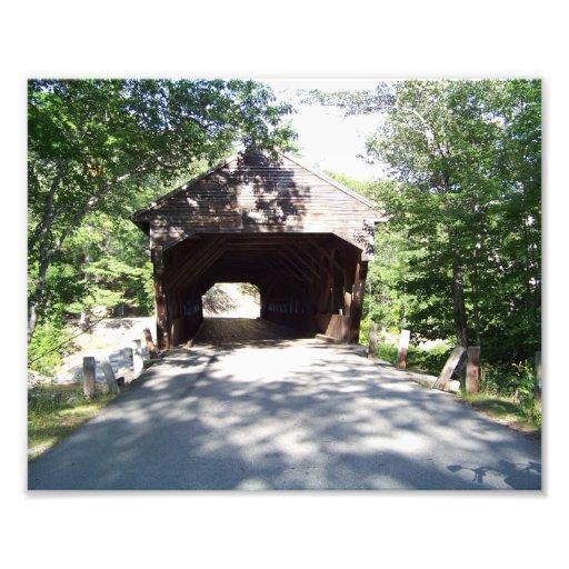 Puente cubierto 1 fotografía
