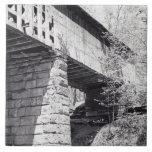 Puente cubierto azulejos