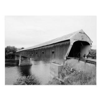 Puente cubierto De Cornualles-Windsor Postal