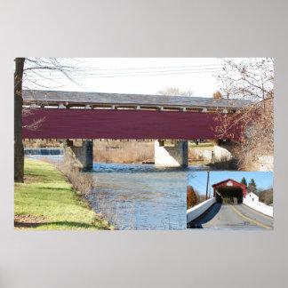 Puente cubierto del molino de Wehr Dos opiniónes