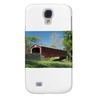Puente cubierto en Pennsylvania Funda Para Galaxy S4