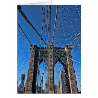 Puente de 10103 Brooklyn Tarjeta