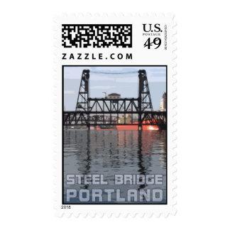 Puente de acero Portland Sellos