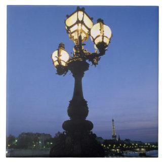 Puente de Alejandro III en París Azulejos