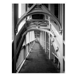 Puente de alto nivel de Stephensons, Newcastle Postal