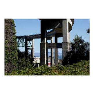 Puente de Astoria-Megler Posters