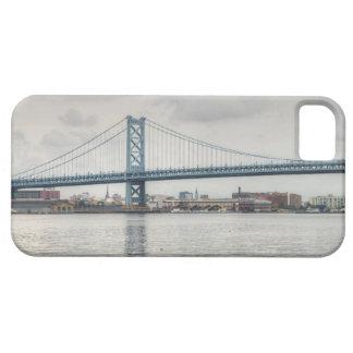 Puente de Ben Franklin Funda Para iPhone 5 Barely There