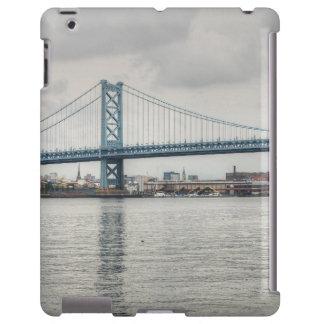 Puente de Ben Franklin Funda Para iPad