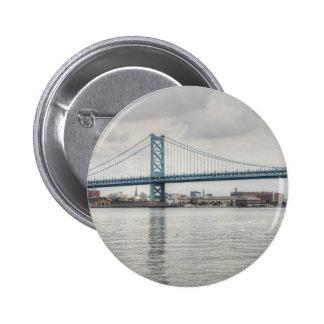 Puente de Ben Franklin Pin