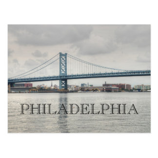 Puente de Ben Franklin Postales