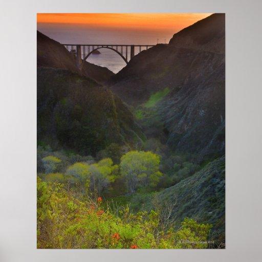 Puente de Bixby Impresiones