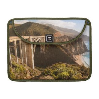 Puente de Bixby, Sur grande, California, los E.E.U Fundas Para Macbook Pro