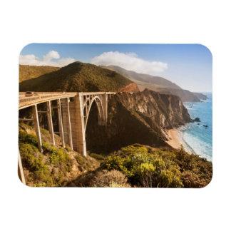 Puente de Bixby Sur grande California los E E U