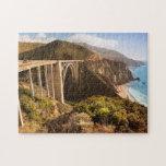 Puente de Bixby, Sur grande, California, los E.E.U Puzzle