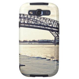 Puente de Bluewater en Sarnia, Ontario Galaxy SIII Protector