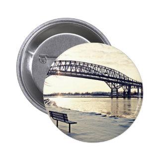 Puente de Bluewater en Sarnia, Ontario Pins